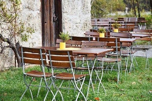 маса за градина