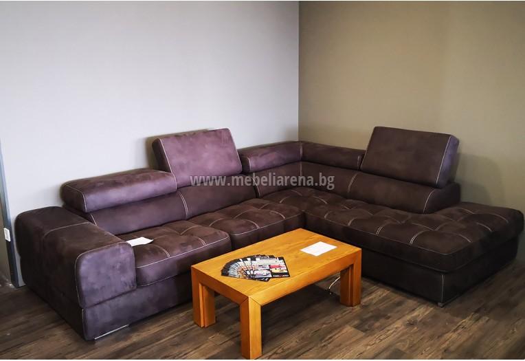 диван кожен